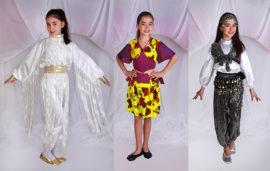Modern Dans Kostümleri