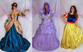 Yetişkin Karakter Kostümleri